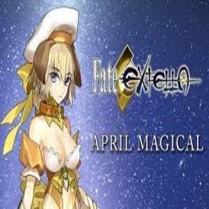 Fate/EXTELLA April Magical