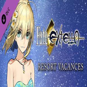 Fate/EXTELLA  Resort Vacances