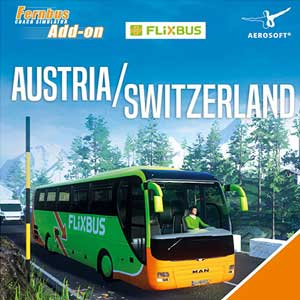 Fernbus Coach Simulator Add-On Austria and Switzerland