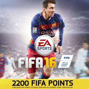 FIFA 16 2200 FUT Puntos