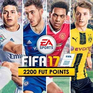 Comprar FIFA 17 2200 FUT Puntos CD Key Comparar Precios