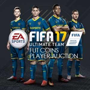 Comprar FIFA 17 Fut Coins Player Auction PS3 Code Comparar Precios