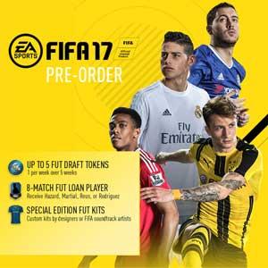 Comprar FIFA 17 Preorder Bonus Ps3 Code Comparar Precios