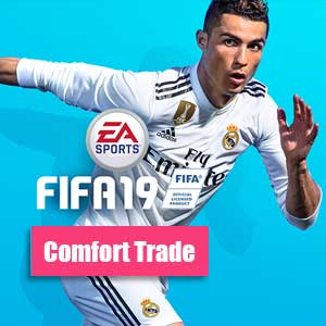Comprar FIFA 19 FUT Coins Comfort Trade CD Key Comparar Precios