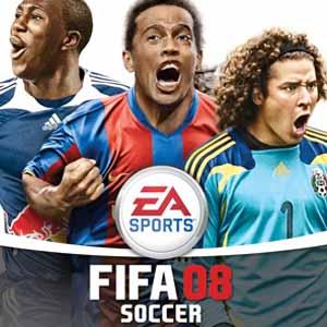 Comprar FIFA Soccer 08 Xbox 360 Code Comparar Precios