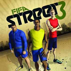 Comprar FIFA Street 3 PS3 Code Comparar Precios