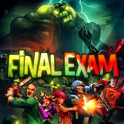 Descargar Final Exam - PC key Steam