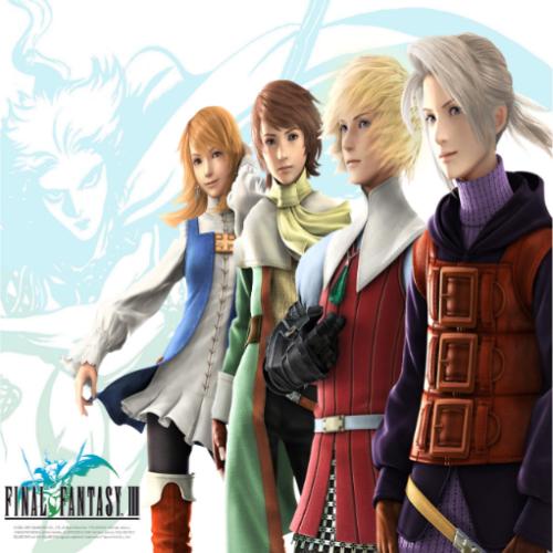 Comprar Final Fantasy 3 CD Key Comparar Precios