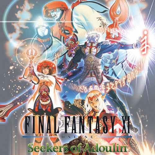 Descargar Final Fantasy XI DLC Seekers of Adoulin - key comprar