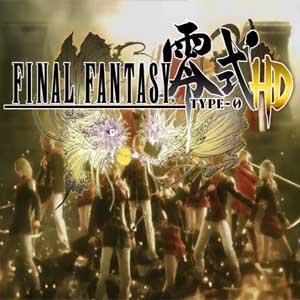 Comprar Final Fantasy Type 0 HD CD Key Comparar Precios