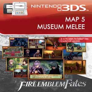 Comprar Fire Emblem Fates Map 5 Museum Melee 3DS Descargar Código Comparar precios
