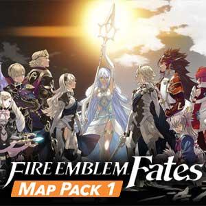 Comprar Fire Emblem Fates Map Pack 1 Nintendo 3DS Descargar Código Comparar precios