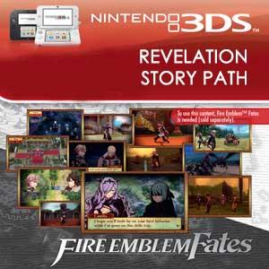 Comprar Fire Emblem Fates Revelation Story Path 3DS Descargar Código Comparar precios