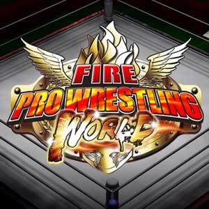 Comprar  Fire Pro Wrestling World Ps4 Barato Comparar Precios