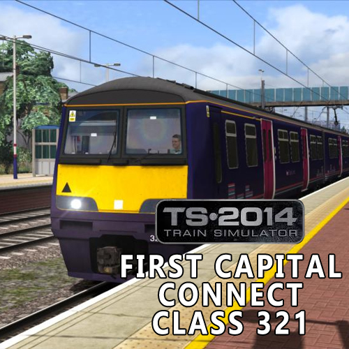 Comprar Train Simulator First Capital Connect Class 321 CD Key Comparar Precios