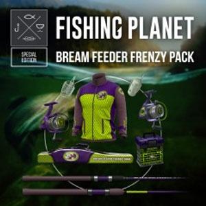 Fishing Planet Bream Feeder Frenzy Pack