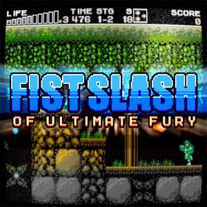 Comprar Fist Slash Of Ultimate Fury CD Key Comparar Precios