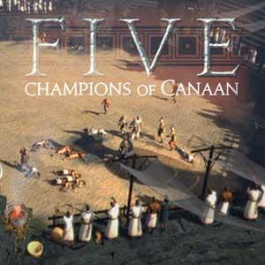 Comprar FIVE Champions of Canaan CD Key Comparar Precios