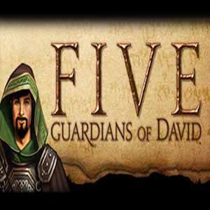 Comprar FIVE Guardians of David CD Key Comparar Precios