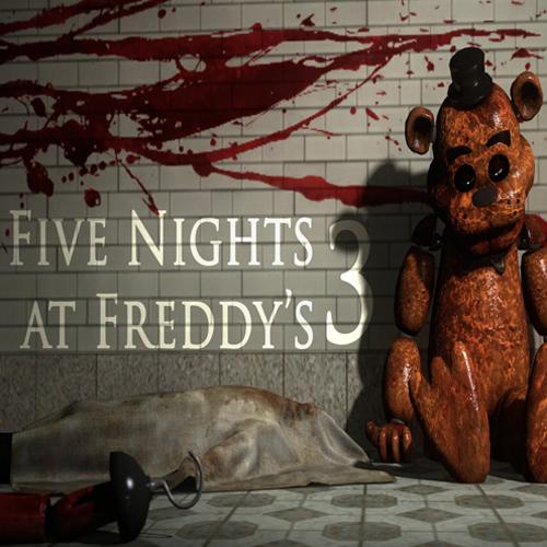 Comprar Five Nights at Freddys 3 CD Key Comparar Precios