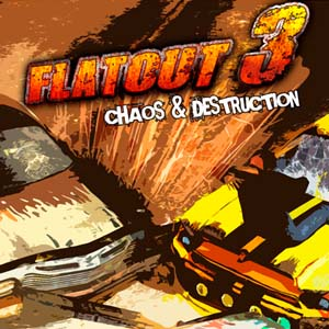 Comprar Flatout 3 Chaos and Destruction CD Key Comparar Precios