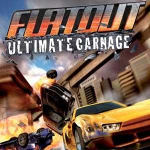 Comprar FlatOut Ultimate Carnage CD Key Comparar Precios