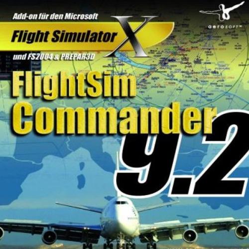 Comprar Flightsim Commander 9.2 Flight Simulator X Addon CD Key Comparar Precios