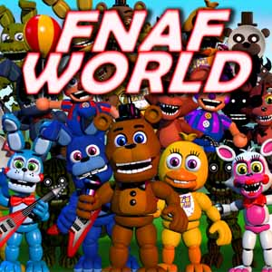 Comprar FNaF World CD Key Comparar Precios