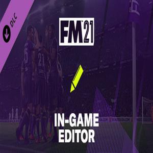 Comprar Football Manager 2021 In-game Editor CD Key Comparar Precios