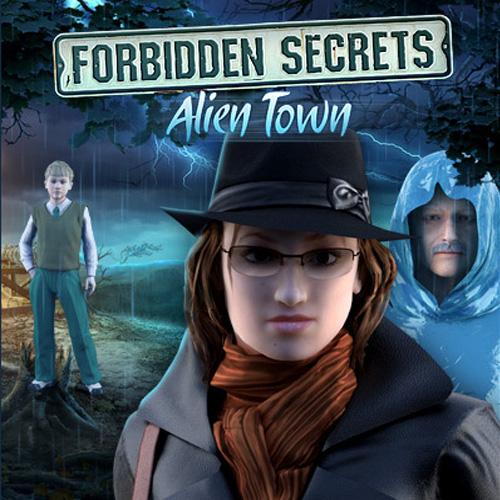 Comprar Forbidden Secrets Alien Town CD Key Comparar Precios