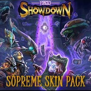 Comprar Forced Showdown Supreme Skin Pack CD Key Comparar Precios