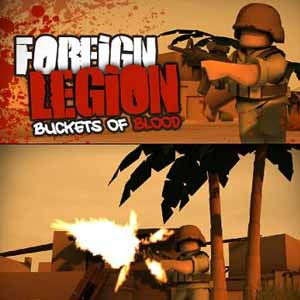 Comprar Foreign Legion Buckets of Blood CD Key Comparar Precios