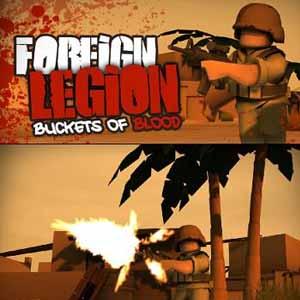Comprar Foreign Legion Buckets of Blood CD Key Comparar Precios
