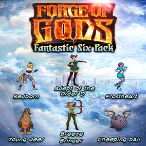 Comprar Forge of Gods Fantastic Six Pack CD Key Comparar Precios