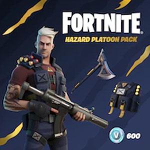 Fortnite Hazard Platoon Pack