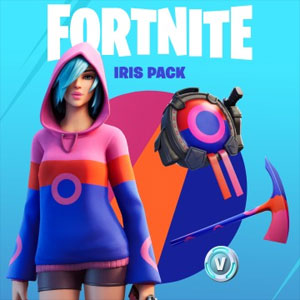 Comprar  Fortnite The Iris Pack Ps4 Barato Comparar Precios