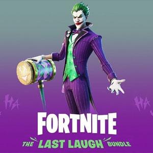 Comprar Fortnite The Last Laugh Bundle DLC Nintendo Switch Barato comparar precios