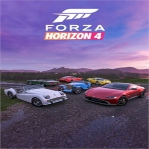 Forza Horizon 4 British Sports Cars Car Pack
