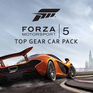 Comprar Forza Motorsport 5 Top Gear Car Pack Xbox One Code Comparar Precios