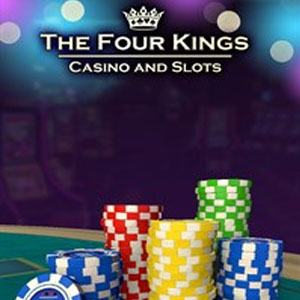Four Kings Casino Chip Pack