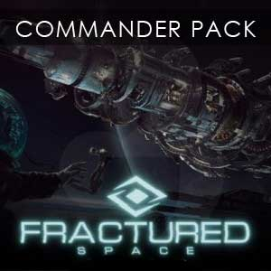 Comprar Fractured Space Commander Pack CD Key Comparar Precios
