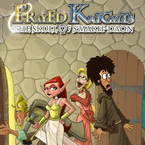 Comprar Frayed Knights The Skull of S'makh-Daon CD Key Comparar Precios