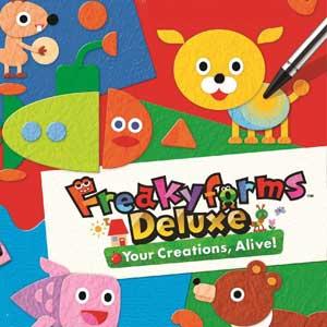 Comprar Freakyforms Deluxe Nintendo 3DS Descargar Código Comparar precios