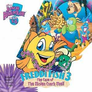 Comprar Freddi Fish 3 The Case of the Stolen Conch Shell CD Key Comparar Precios
