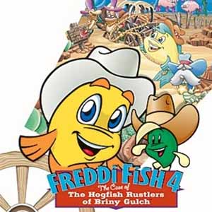 Comprar Freddi Fish 4 The Case of the Hogfish Rustlers of Briny Gulch CD Key Comparar Precios