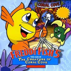 Comprar Freddi Fish 5 The Case of the Creature of Coral Cove CD Key Comparar Precios