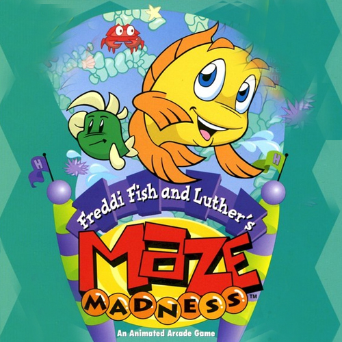 Comprar Freddi Fish and Luthers Maze Madness CD Key Comparar Precios