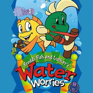 Comprar Freddi Fish and Luthers Water Worries CD Key Comparar Precios