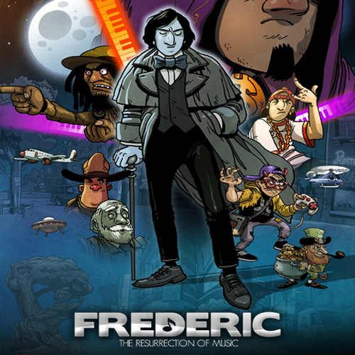 Comprar Frederic Resurrection of Music CD Key Comparar Precios