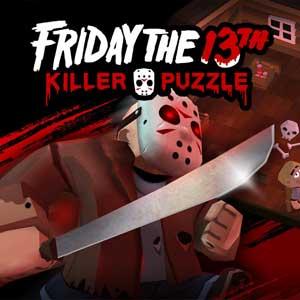 Comprar Friday the 13th Killer Puzzle Nintendo Switch Barato comparar precios
